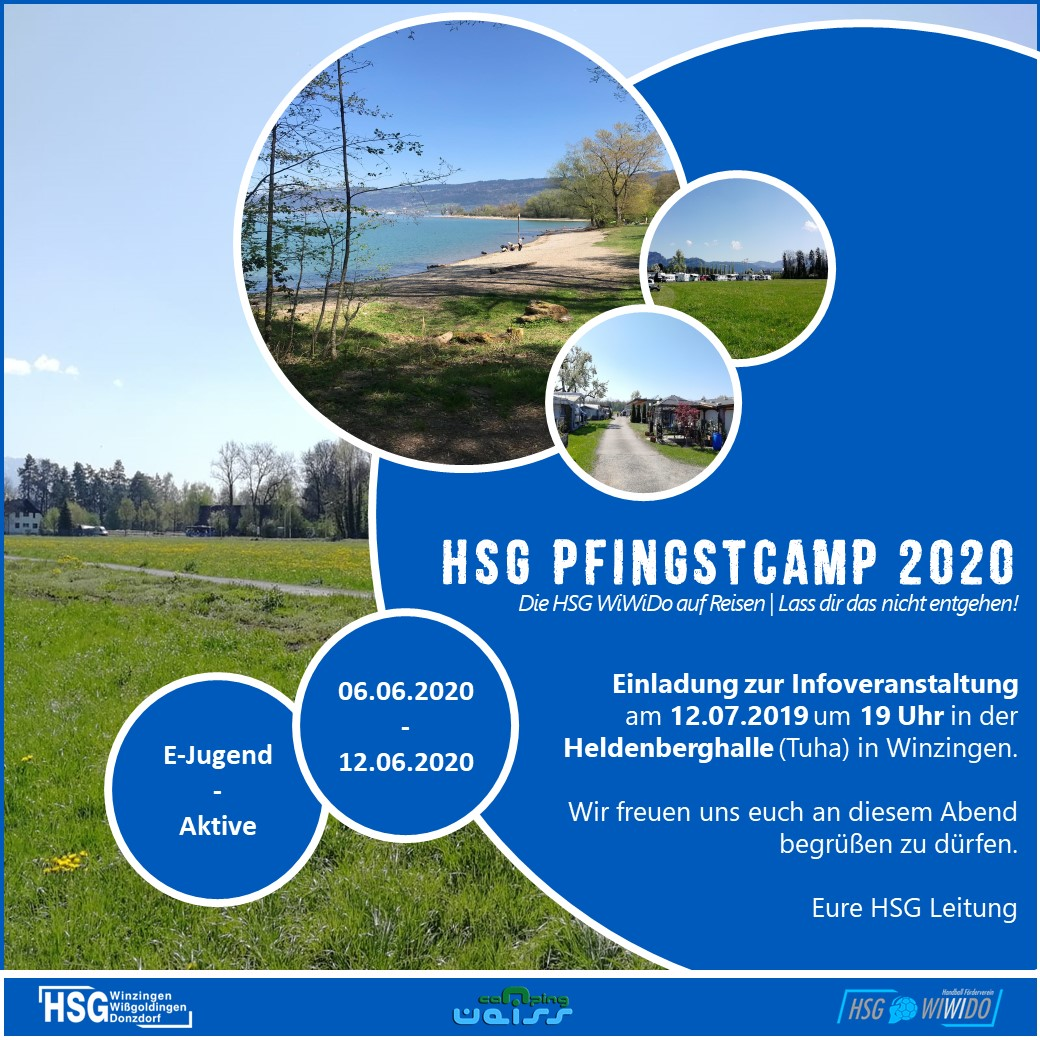 HSG Pfingstcamp 2020